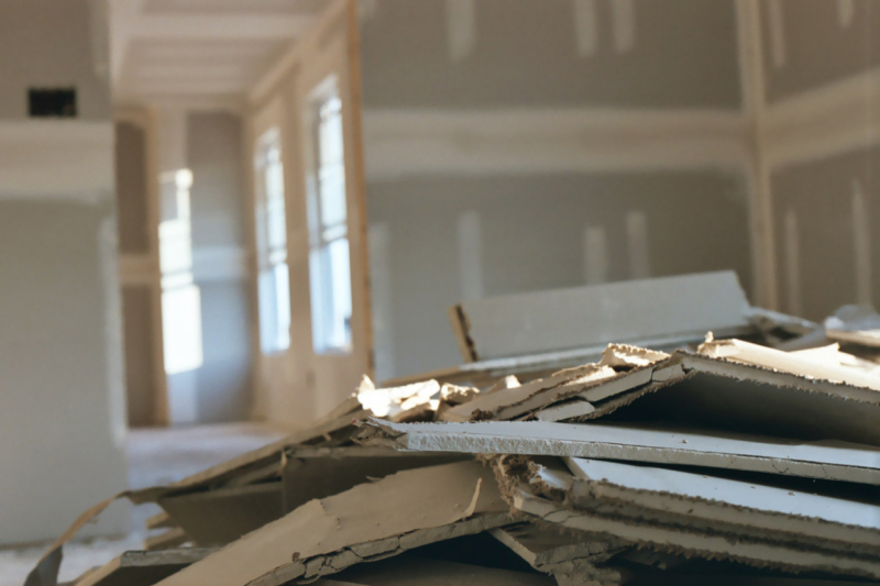 Plaster, World War II, and How Drywall Came to Be Used in Your House